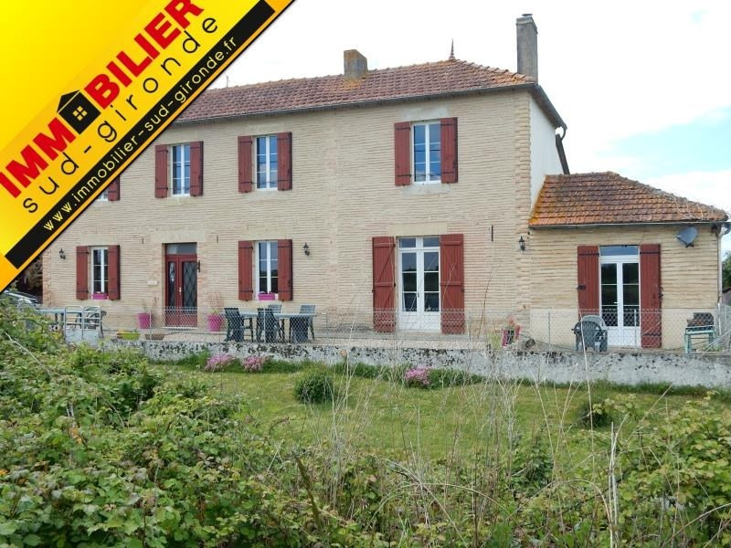 Vente maison / villa Langon 285 800€ - Photo 1