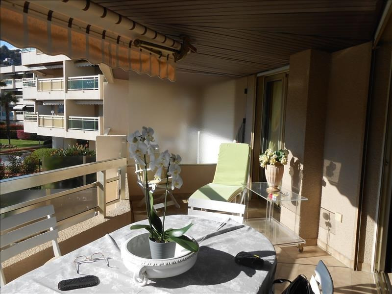 Vente appartement Le golfe juan 214 000€ - Photo 1