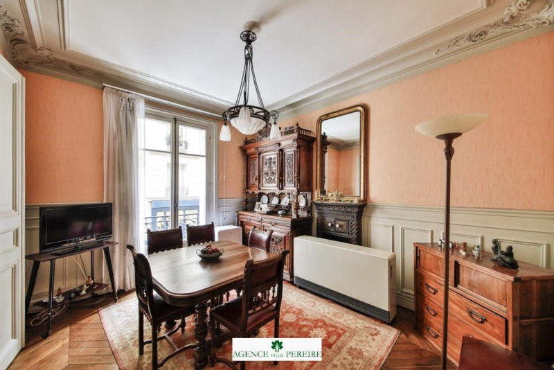 Sale apartment Paris 17ème 520 000€ - Picture 3