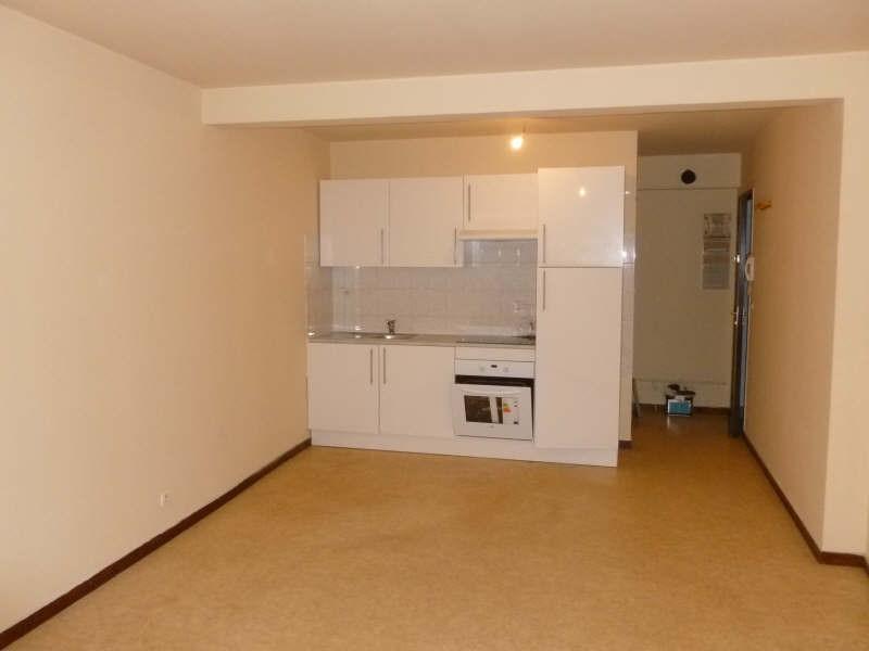 Location appartement Coye la foret 540€ CC - Photo 1