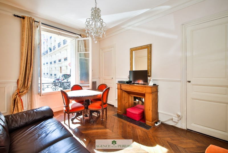 Vente appartement Paris 17ème 369 000€ - Photo 1