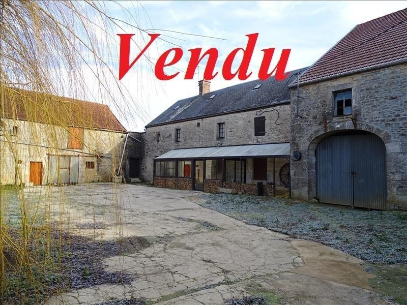 Sale house / villa Village proche chatillon 77000€ - Picture 1