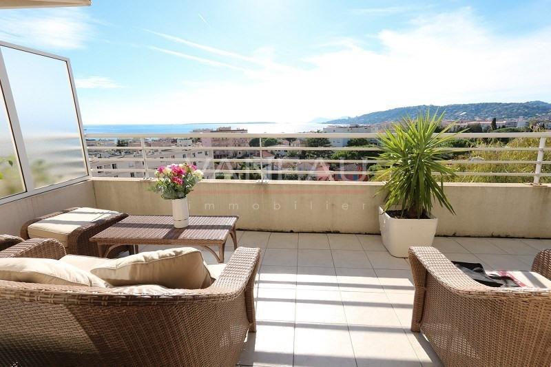 Vente de prestige appartement Juan-les-pins 689000€ - Photo 1