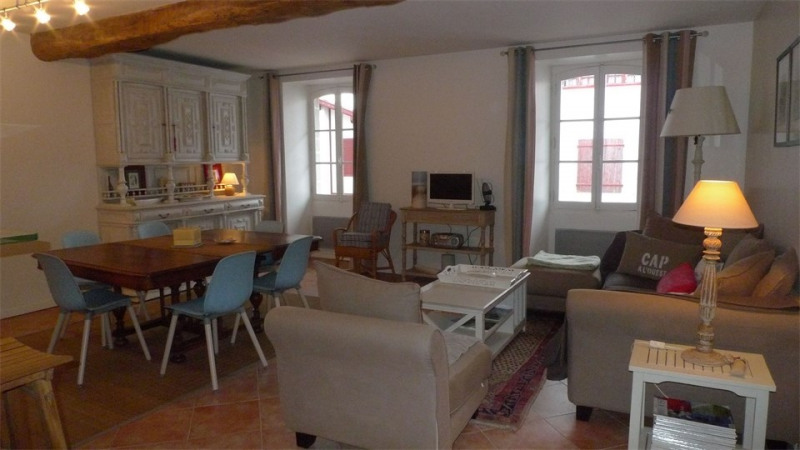 Location vacances appartement Ciboure 1 234€ - Photo 1