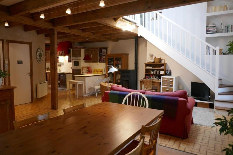 Sale apartment Nantua 110000€ - Picture 1