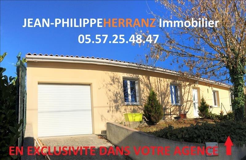 Vente maison / villa Libourne 180000€ - Photo 1