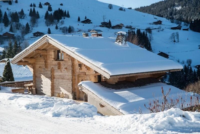 Deluxe sale house / villa La clusaz 1385000€ - Picture 3