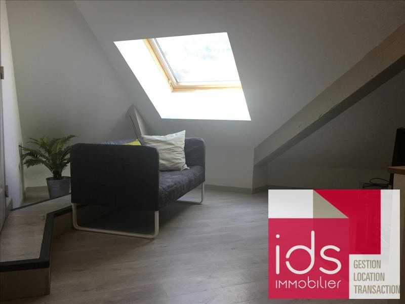 Sale apartment Allevard 55000€ - Picture 1
