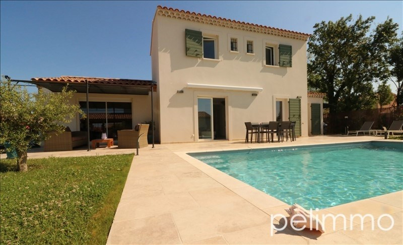 Sale house / villa Paradou 480 000€ - Picture 2