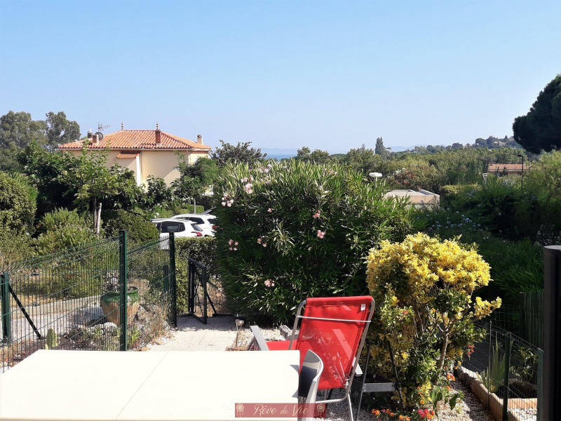 Vente appartement Le lavandou 198 000€ - Photo 1