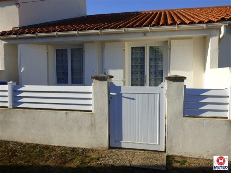 Sale house / villa La tranche sur mer 98500€ - Picture 1
