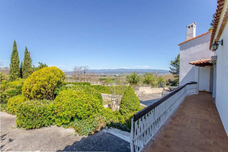 Vente de prestige maison / villa Le puy sainte reparade 995000€ - Photo 2