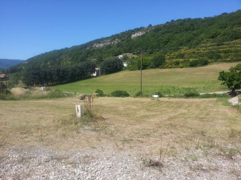 Vente terrain Chomérac 115 000€ - Photo 1
