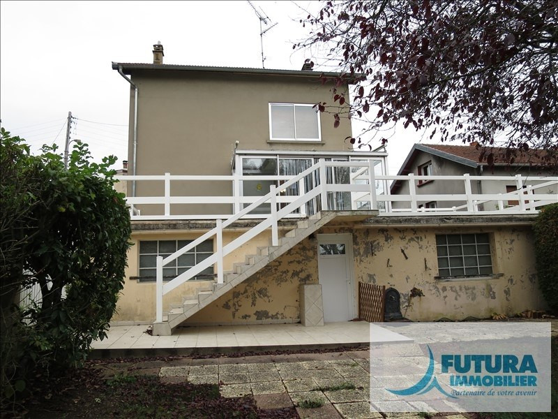 Sale house / villa Piennes 129 000€ - Picture 2