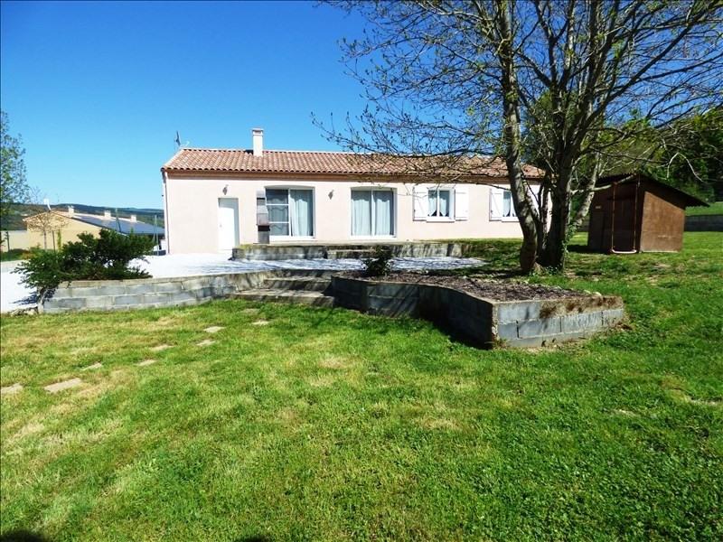Produit d'investissement maison / villa Mazamet 175000€ - Photo 1