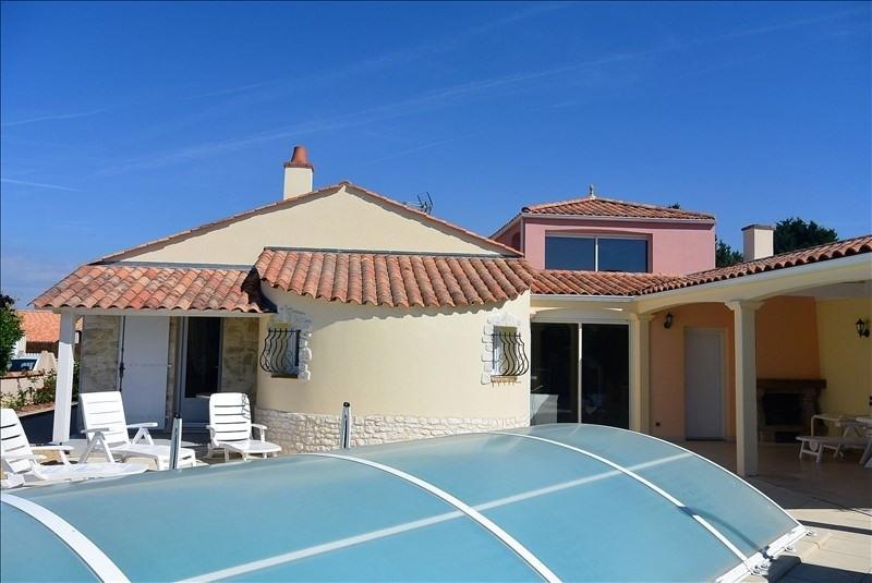 Sale house / villa Jard sur mer 296400€ - Picture 1