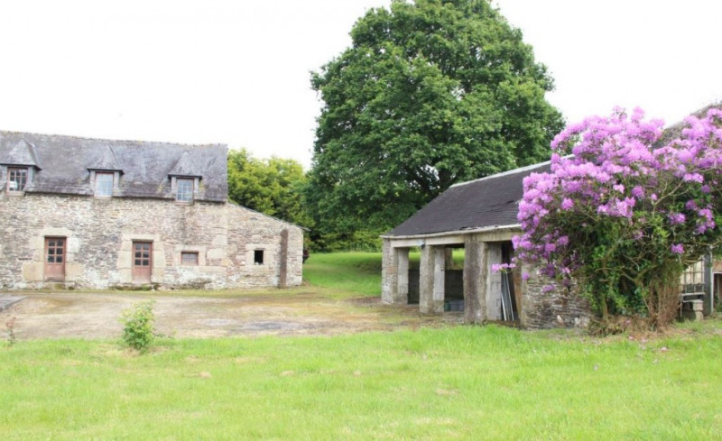 Sale house / villa Saint nicolas du pelem 110000€ - Picture 18