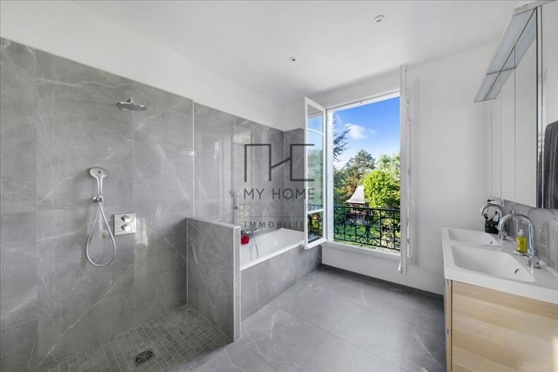 Venta de prestigio  casa Enghien les bains 1842000€ - Fotografía 10