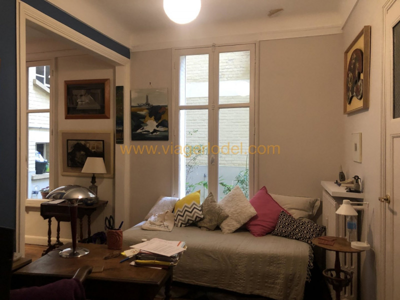 Viager appartement Paris 20ème 105 000€ - Photo 9