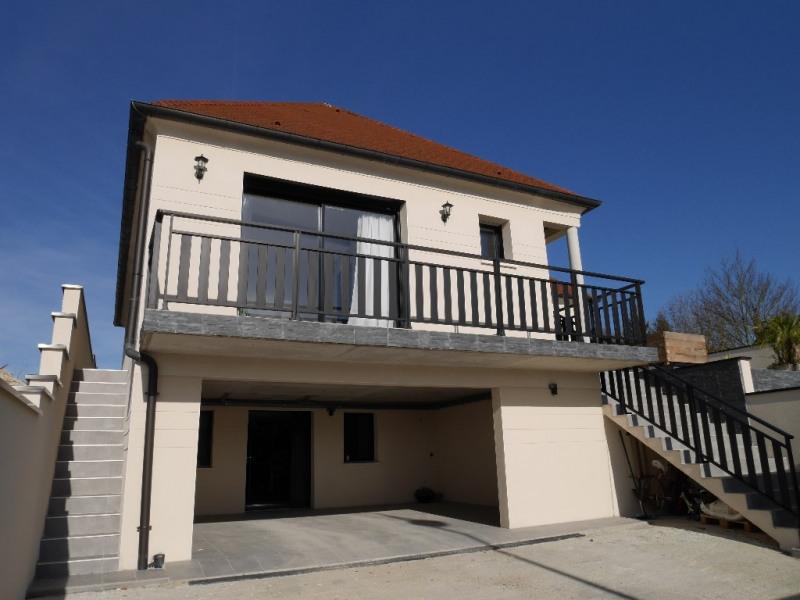 Vente maison / villa Villette 555000€ - Photo 2