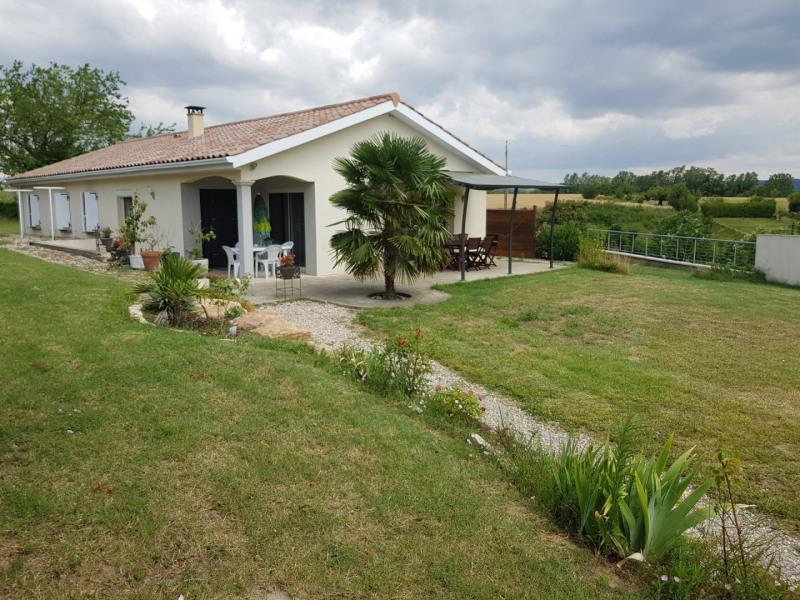 Sale house / villa Auberives-sur-varèze 315000€ - Picture 1