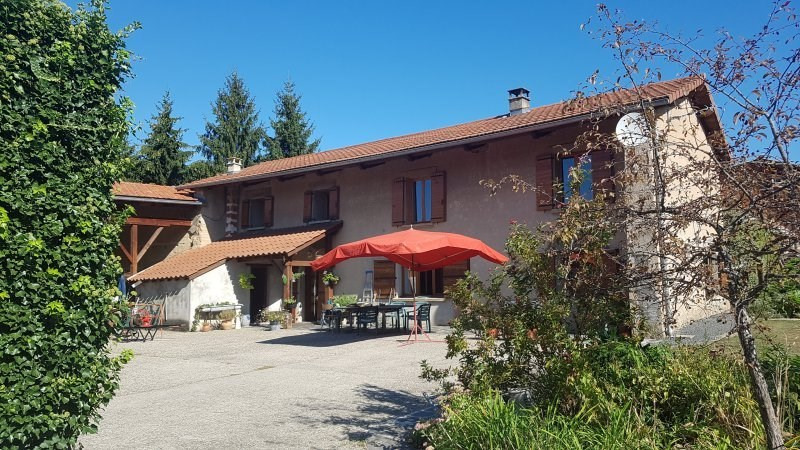 Vente maison / villa St laurent de chamousset 330 000€ - Photo 4