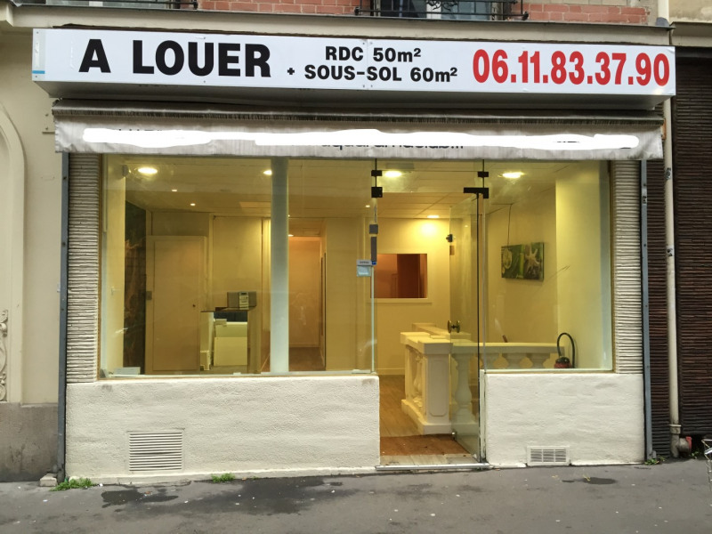 Location local commercial Paris 11ème 1 850€ HC - Photo 6