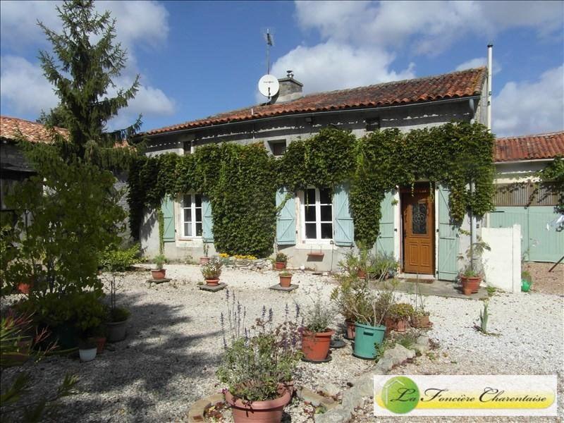 Sale house / villa Aigre 286000€ - Picture 11