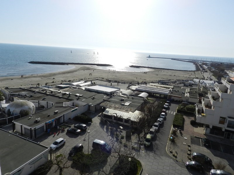 Vacation rental apartment La grande motte 325€ - Picture 1