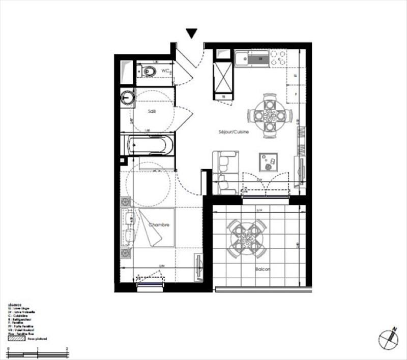 Vente de prestige appartement La londe les maures 196000€ - Photo 2