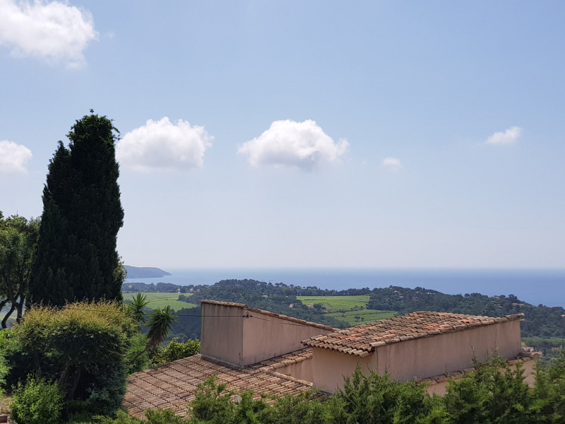 Vacation rental house / villa La croix valmer 3 000€ - Picture 2