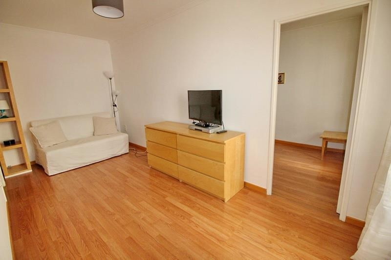 Rental apartment Nice 750€ CC - Picture 1