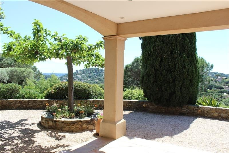 Deluxe sale house / villa Sainte maxime 1 260 000€ - Picture 7