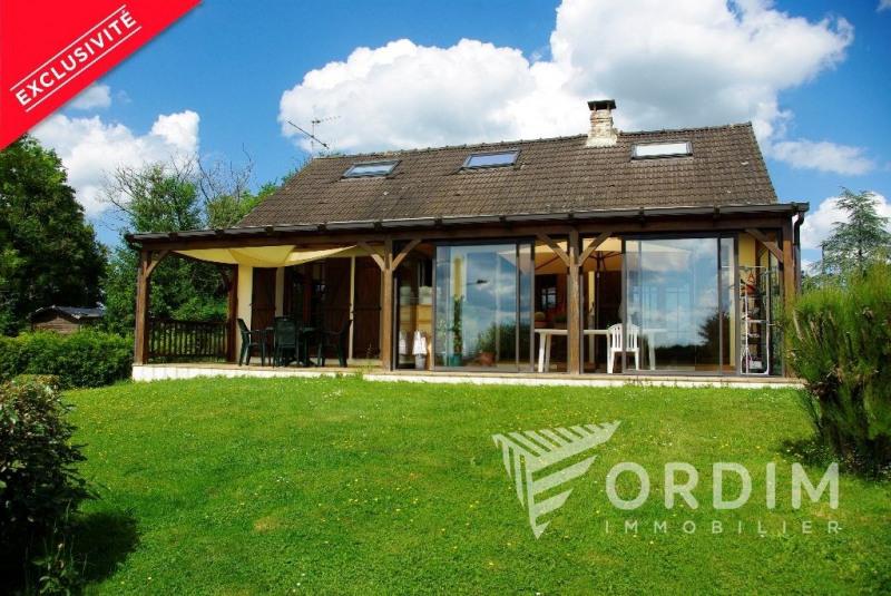 Vente maison / villa Toucy 126500€ - Photo 1