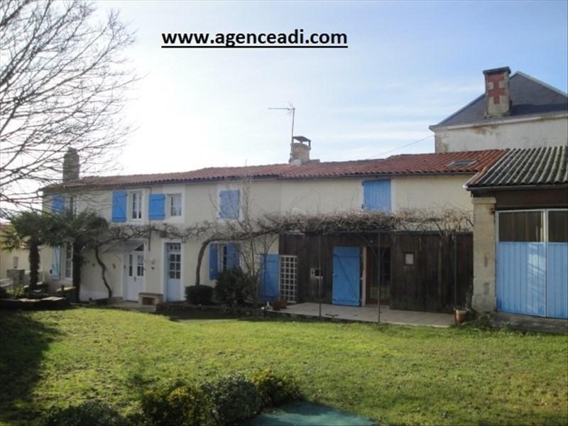 Vente maison / villa La creche 231000€ - Photo 1