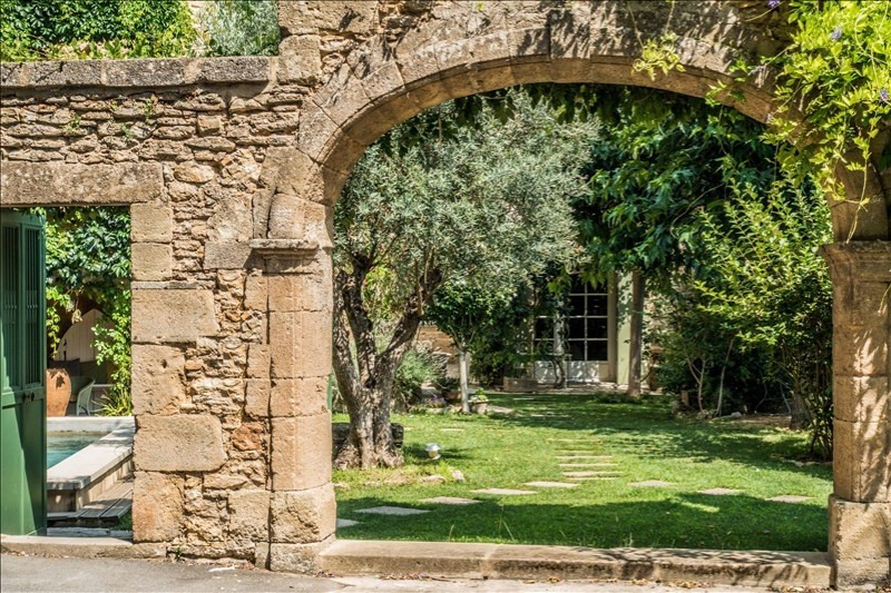 Verkoop van prestige  huis Uzes 690000€ - Foto 16