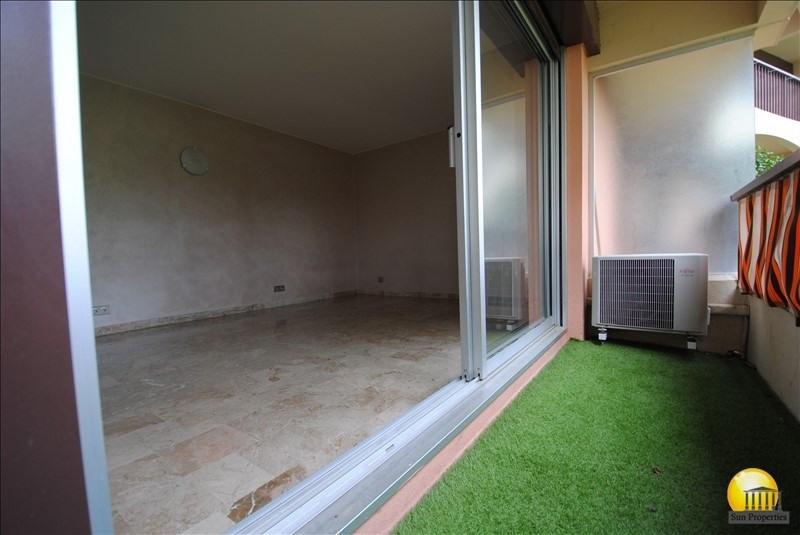 Sale apartment Mandelieu la napoule 143000€ - Picture 3