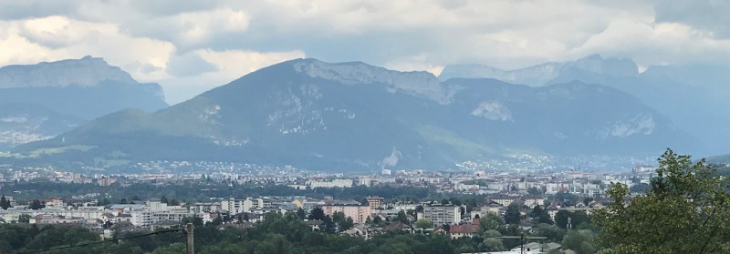 Vente terrain Poisy 425000€ - Photo 1