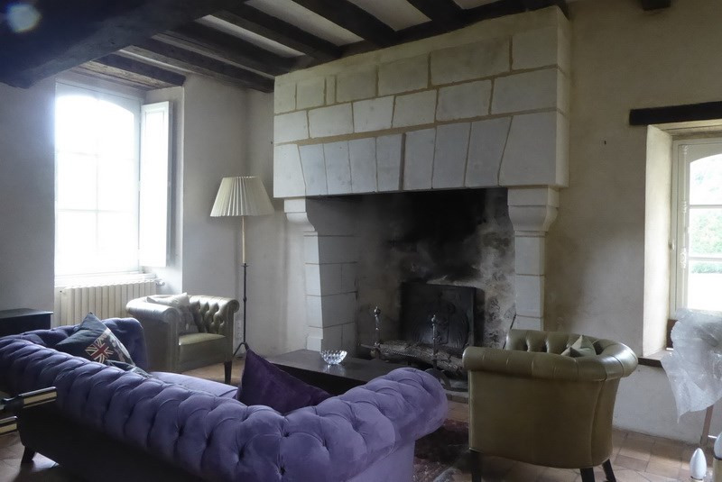 Deluxe sale house / villa Angers 35 mn sud-est 549000€ - Picture 6
