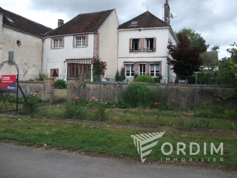 Sale house / villa Armeau 139753€ - Picture 1