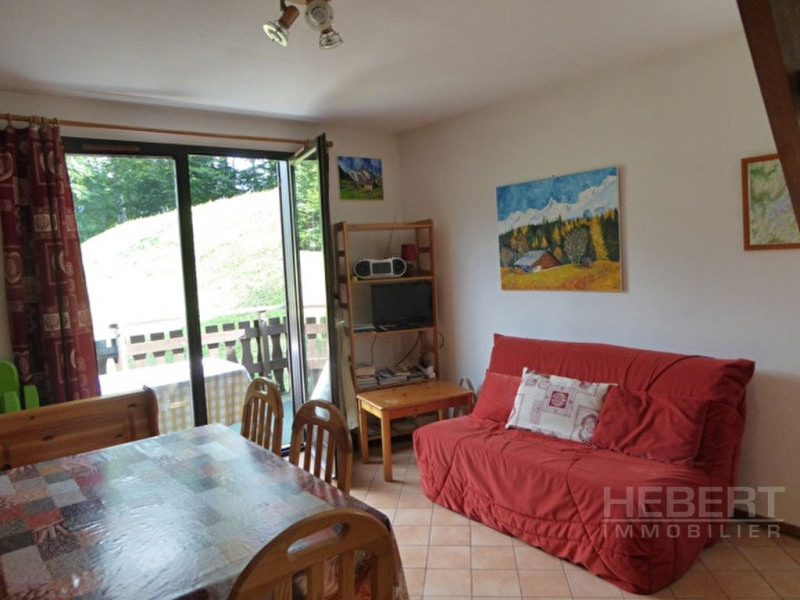 Vente appartement Saint gervais les bains 155 000€ - Photo 1