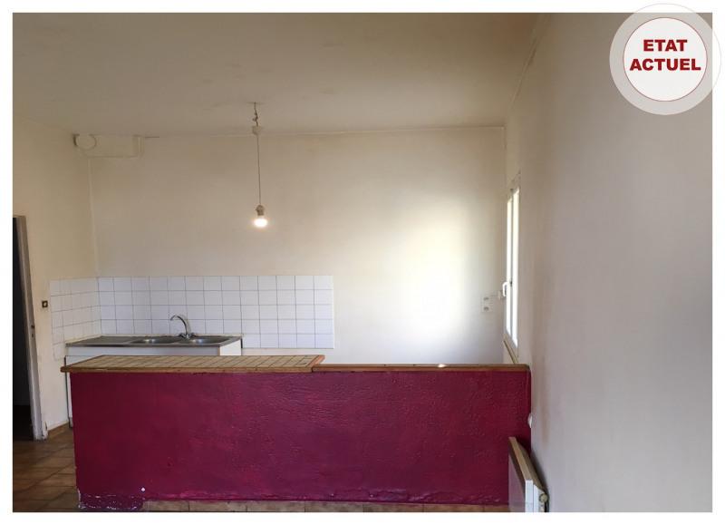 Vente maison / villa Bédarrides 79000€ - Photo 2