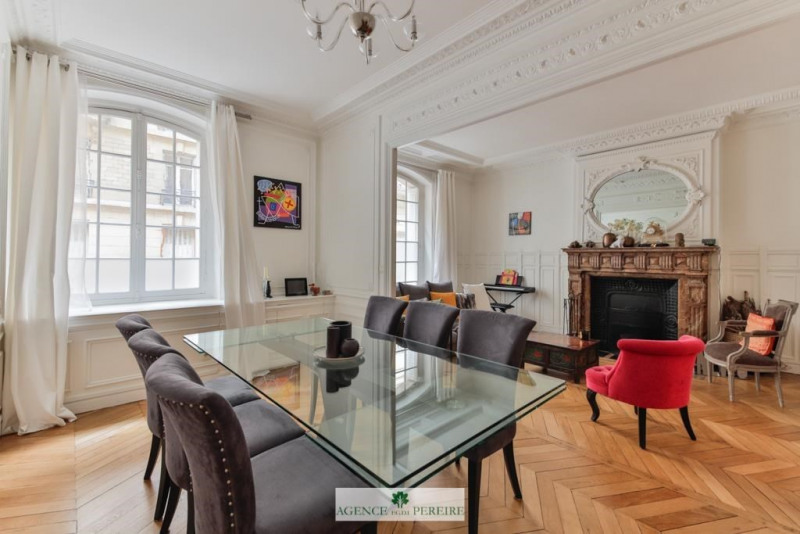 Deluxe sale apartment Paris 17ème 1 290 000€ - Picture 1