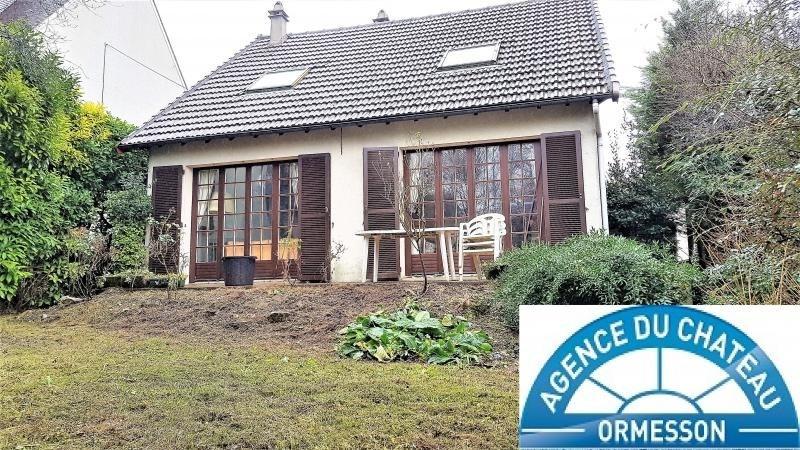 Sale house / villa Ormesson sur marne 335000€ - Picture 1
