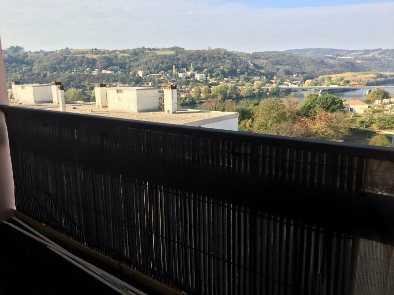Location appartement Vienne 580€ CC - Photo 1