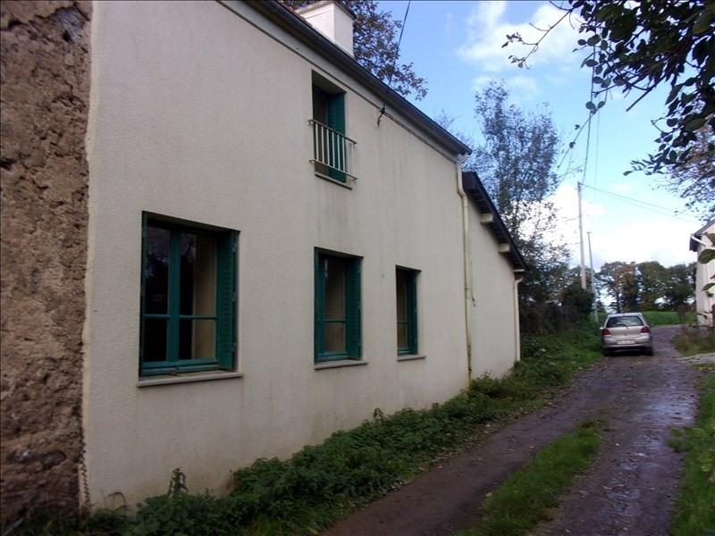 Vente maison / villa Bazouges sous hede 82080€ - Photo 6