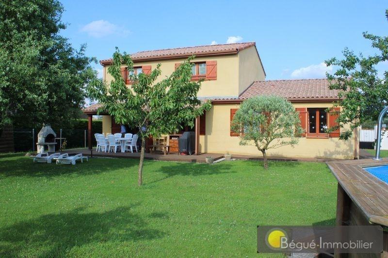 Vente maison / villa 5 mns levignac 378800€ - Photo 1