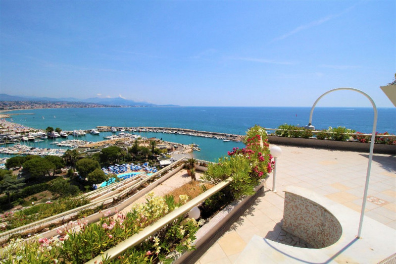 Deluxe sale apartment Villeneuve loubet 1 990 000€ - Picture 2