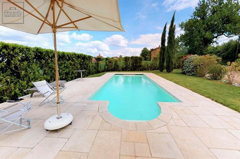 Deluxe sale house / villa Lissieu 799000€ - Picture 7