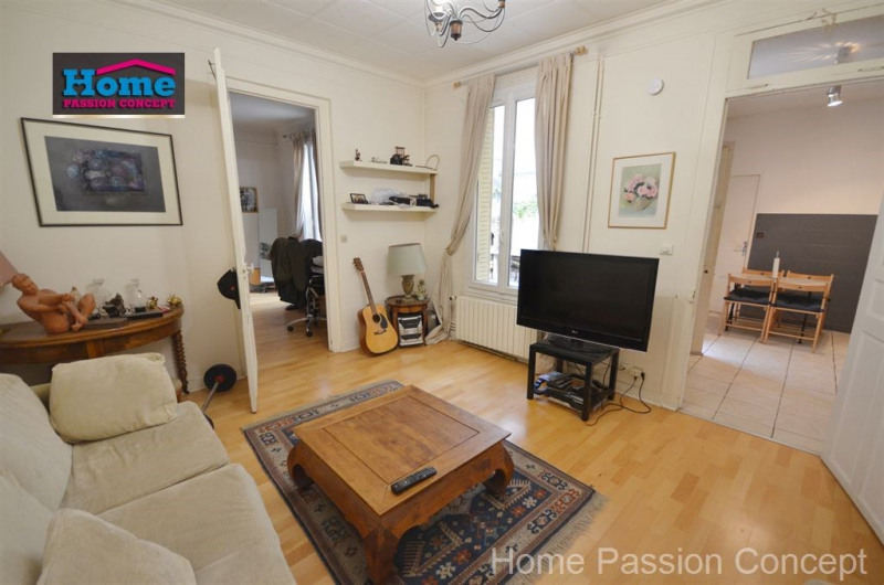 Sale house / villa Suresnes 735000€ - Picture 9